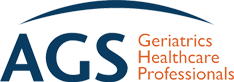 The American Geriatrics Society Logo