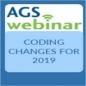 Free Coding Changes Webinar Available