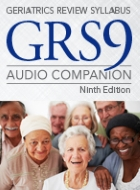 Geriatrics Review Syllabus, 9th Edition, Audio Companion