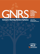 Geriatric Nursing Review Syllabus: A Core Curriculum in Advanced Practice Geriatric Nursing (5th Edition)