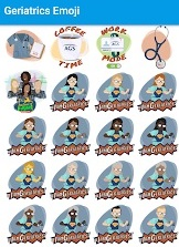 AGS Stickers - Mobile App