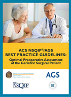 Optimal Preoperative Assessment  of the Geriatric Surgical Patient
