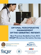Optimal Perioperative Management of the Geriatric Patient