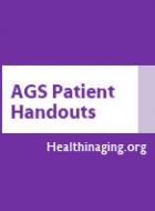 AGS Patient Handouts