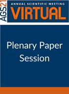 Plenary Paper Session
