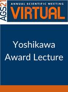 Yoshikawa Award Lecture