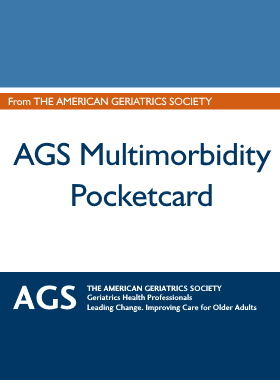AGS Multimorbidity Pocket Card