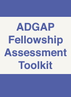 ADGAP Fellowship Assessment Toolkit
