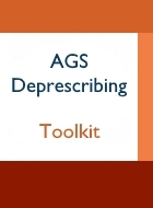 AGS Deprescribing Toolkit