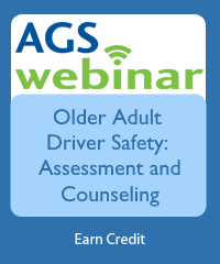 Older Adult Driving Safety: Assessment and Counseling