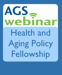 Health and Aging Policy Fellowship