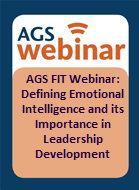 AGS FIT Webinar: Defining Emotional Intelligence and its Importance in Leadership Development