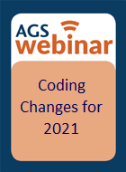 Coding Changes for 2021